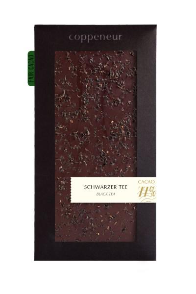 85g Chocolade Tafel Schwarzer Tee