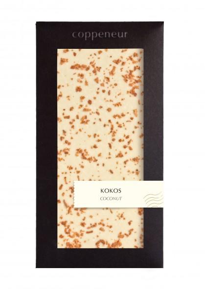85g Chocolade Tafel Kokos