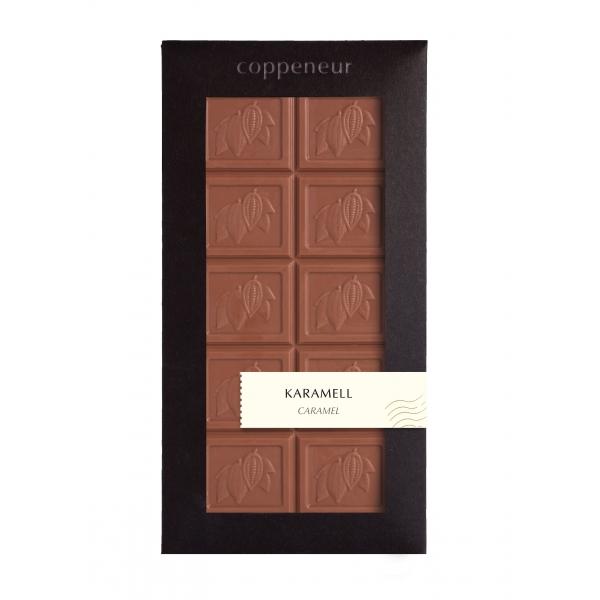85g Chocolade Tafel Karamell