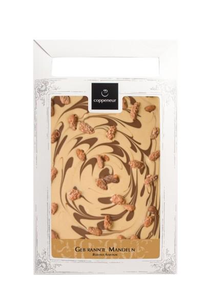 Gebrannte Mandeln | Cuvée Chocolade 350g