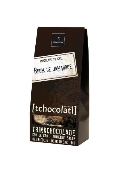 Rhum de Jamaique tchocolatl