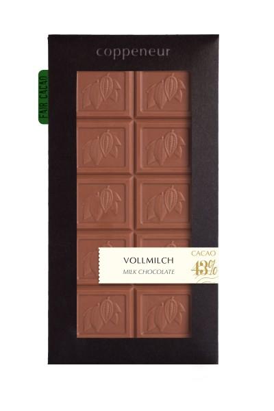 85g Chocolade Tafel Vollmilch
