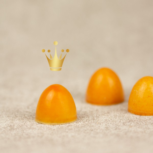 Cabochon Joghurt & Mango