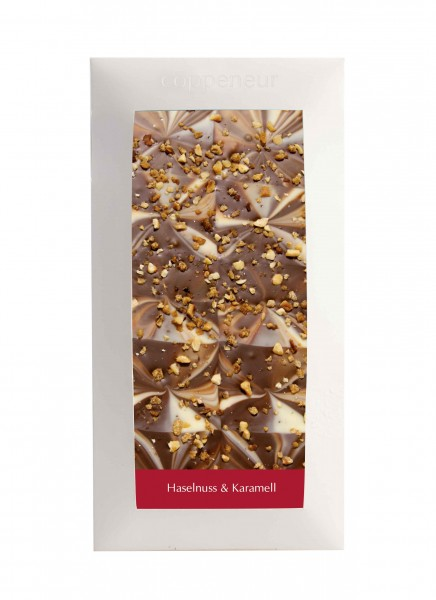 Cuvée Chocolade - Haselnuss & Caramel