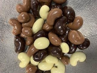 Cashewkerne Schoko-Mischung