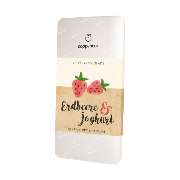Cuveé Prestige Erdbeere & Joghurt