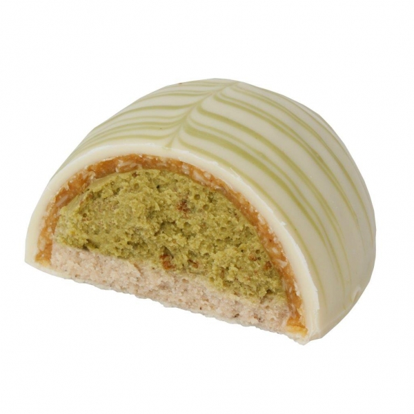 Krokant Pastete - Pistazie Vanille