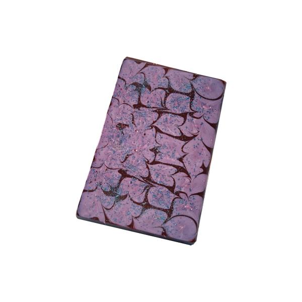 Lavendel & Waldfrüchte | Chocolat en Bloc