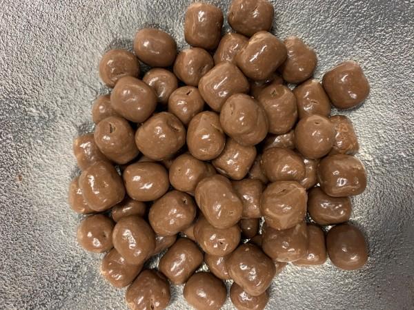 Marshmallow in Vollmilchschokolade