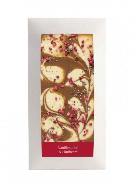 Cuvée Chocolade - Vanillekipferl & Himbeere