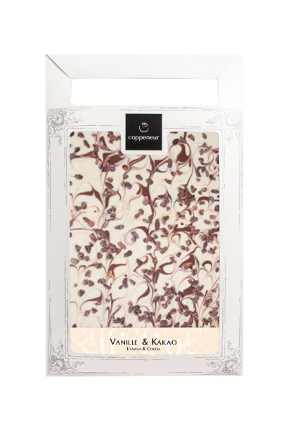 Vanille & Kakao | Cuvée Chocolade 350g
