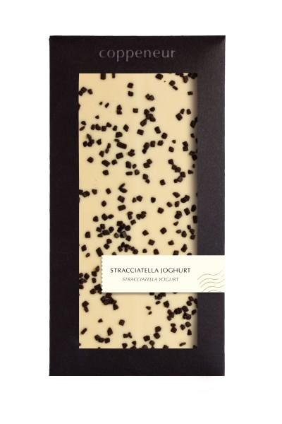 85g Chocolade Tafel Stacciatella Joghurt