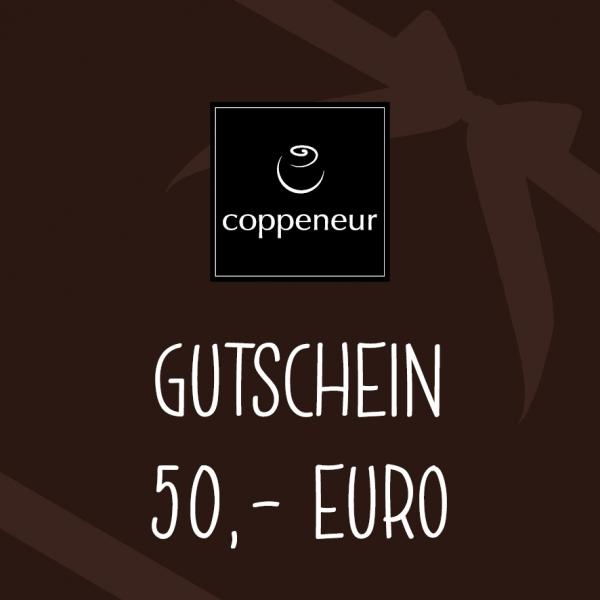 Gutschein 50,- €