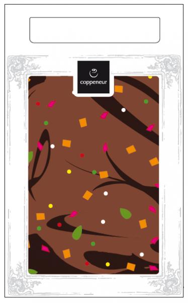 Chocolade gestalten - 150 g