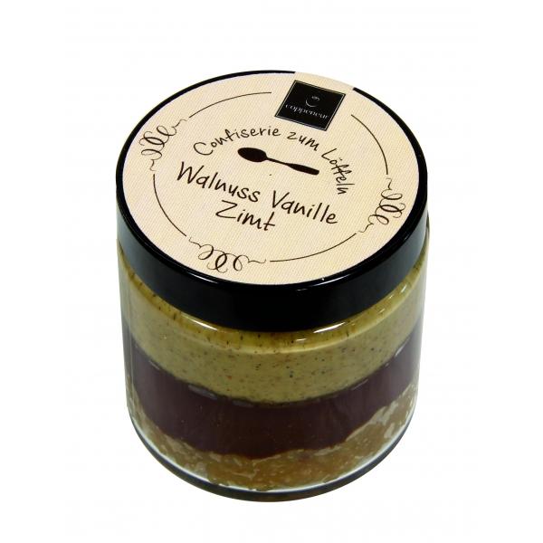 Confiserie zum Löffeln - Walnuss Vanille Zimt
