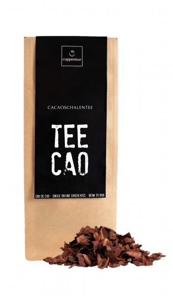 Tee Cao im Beutel