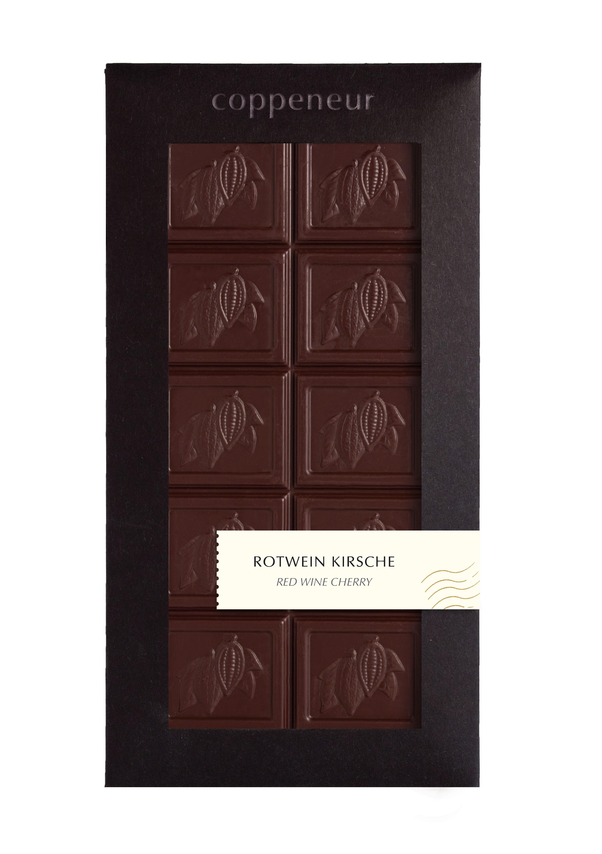 85g Chocolade Tafel Rotwein Kirsche