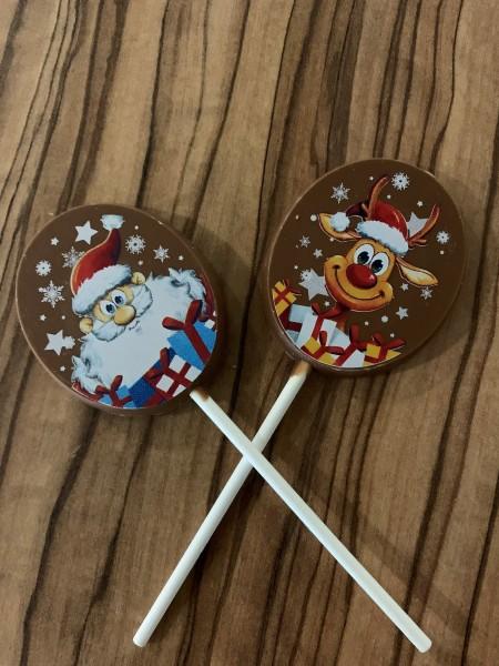 Lolly Elch/Weihnachtsmann