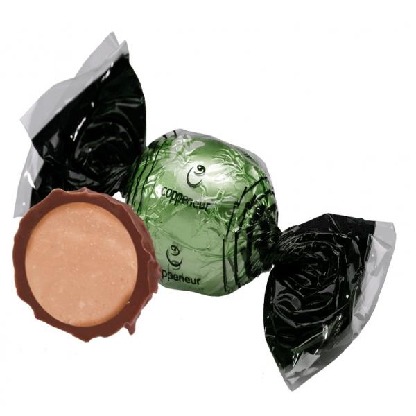 Weihnachtskugel - Macadamia