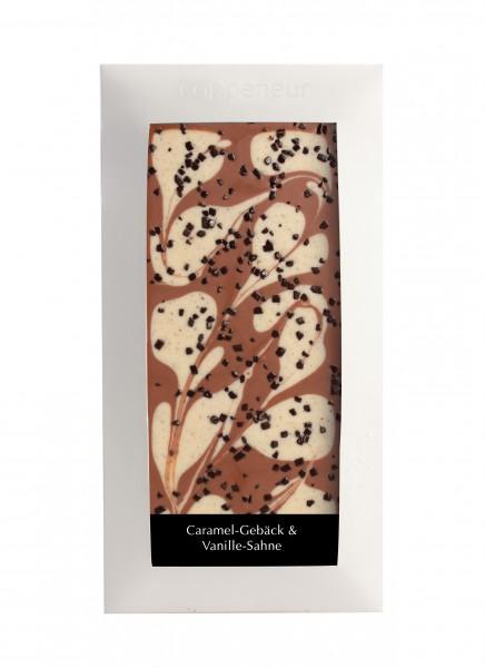 Karamellgebäck & Vanille Sahne | cuvée chocolade