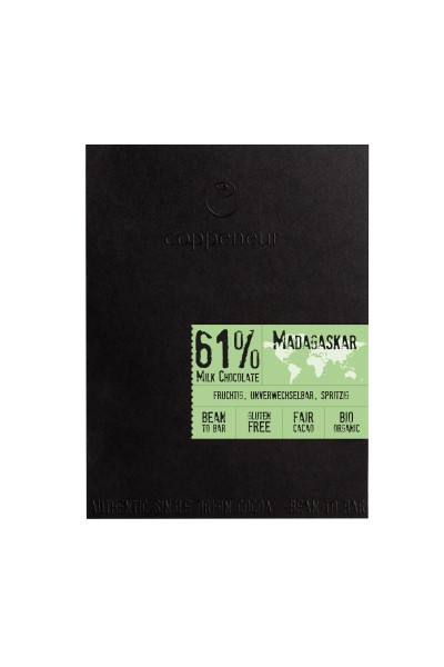 Cru de Cao Madagaskar 61% BIO
