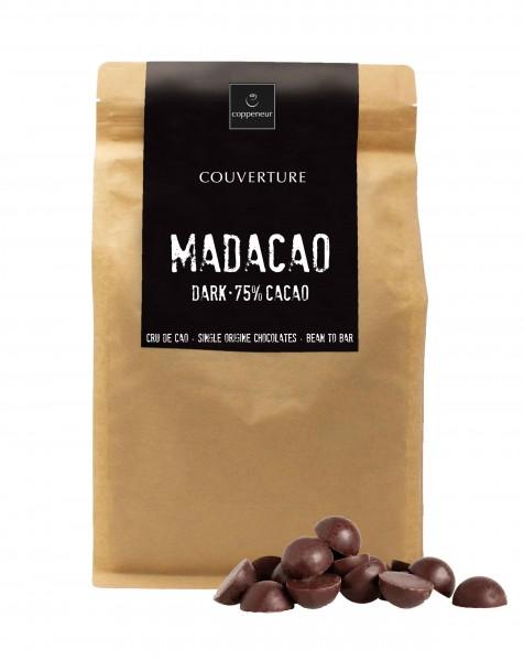 Madacao Couverture 75% 1,5kg