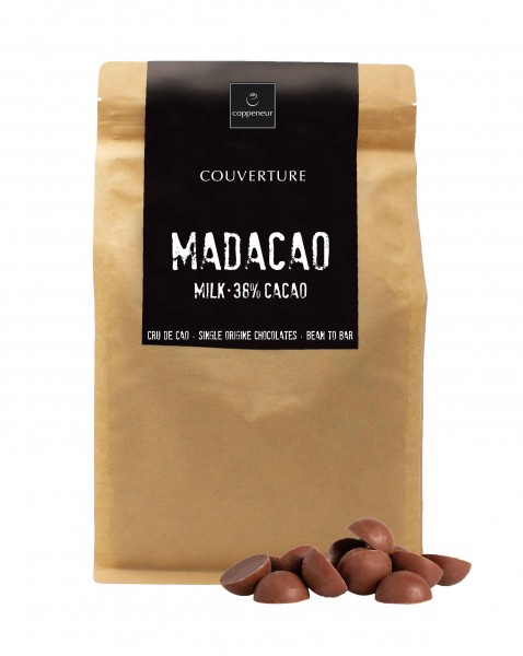 Madacao Couverture 38% 1,5kg
