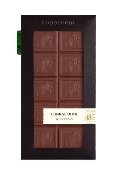 85g Chocolade Tafel Tonkabohne