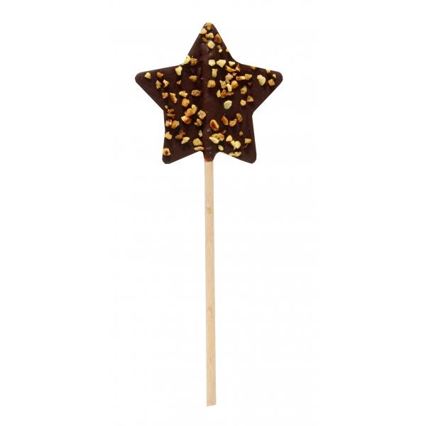 Sterne Lolly - Caramel Zimt