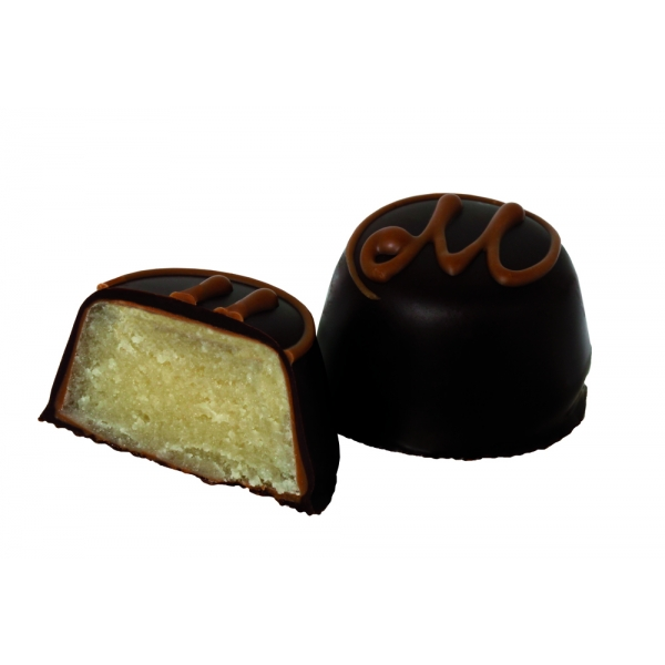 Marzipan puristique, dunkel