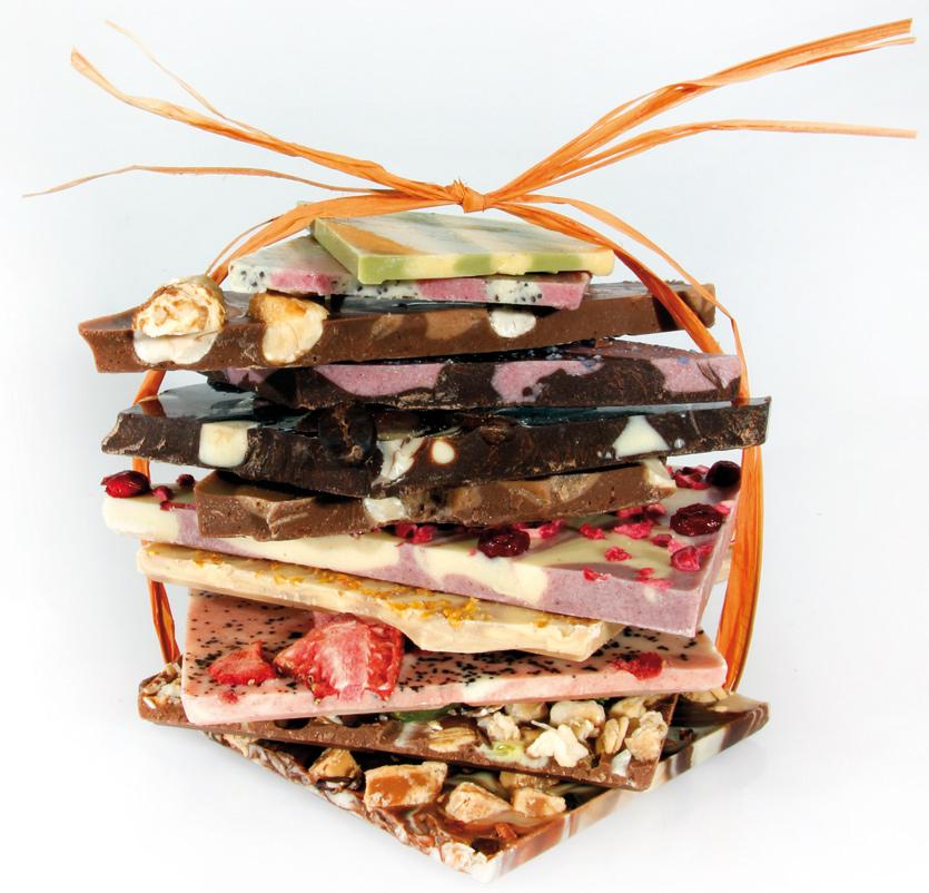 Cuvée- Chocoladen 350g